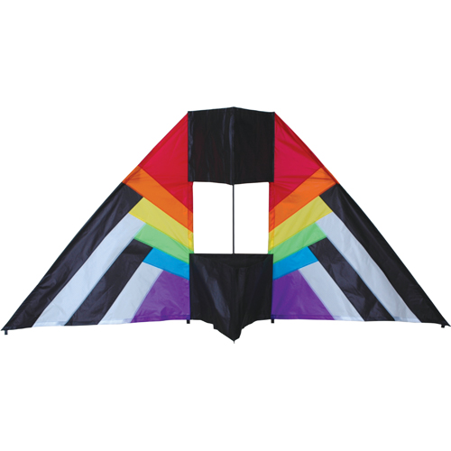 BOX DELTA-RAINBOW SPECTRUM 5.5 KITE
