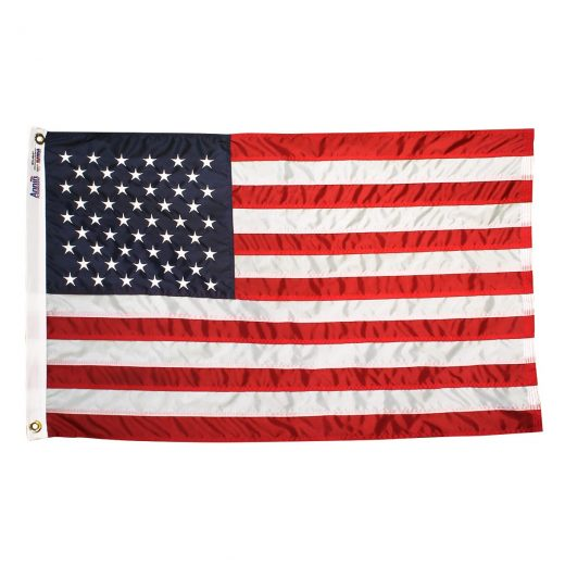 Large USA Grommeted Flags