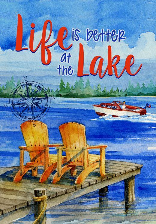 Lake/River